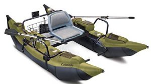 Classic Accessories Colorado Inflatable Fishing Pontoon Boat reivew