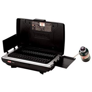 Coleman Camp Propane Grill review