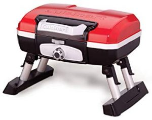 Cuisinart CGG-180T Petit Tabletop Gas Grill review