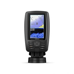 Garmin Echo map Chirp 43Cv with a transducer review