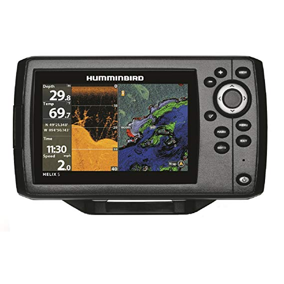 Humminbird HELIX 5 CHIRP GPS G2 review