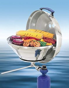 Magma Marine Kettle A10-205, Gas Grill review