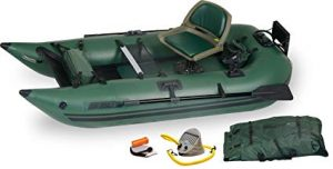 Sea Eagle 285 Inflatable Fishing Pontoon Boat review