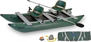 Sea Eagle 375fc FoldCat Inflatable Fishing Boat review