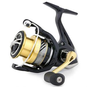 Shimano Nasci C 3000HG FB Spinning Reel review