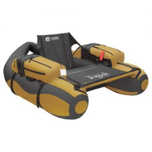 Togiak Pontoon Float Tube review