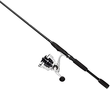 Cadence CC4 Spinning Combo Lightweight Reel and Rod Combo Best Ultralight Spinning Rod and Reel Combo