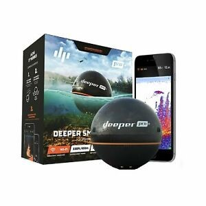 Deeper Smart Sonar DP1H10S10 Wi-Fi GPS Fish Finder review