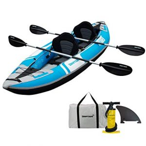 Driftsun Voyager 2 Person Inflatable Tandem Kayak review