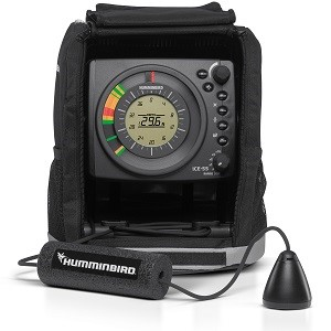 Humminbird Black 5 inches 410970-1 Ice H5 Chirp GPS review
