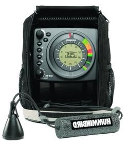 Humminbird ICE-55 Six Color Flasher with LCD review