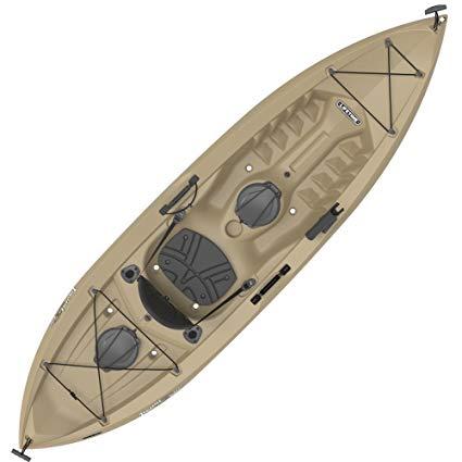 Lifetime Tamarack Angler 100 Fishing Kayak review