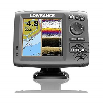Lowrance Hook-5 Mid/High PPP-18i Ice Machine Fishfinder review