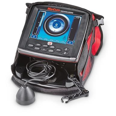 MarCum LX-7 Ice Fishing Sonar System Fishfinder review