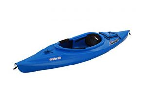 SUNDOLPHIN Sun Dolphin Aruba 10-Foot Sit-in Kayak review