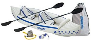 Sea Eagle SE330 Inflatable Sport Kayak Pro Package review