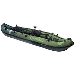 Sevylor Coleman Colorado 2-Person Fishing Kayak review