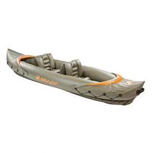 Sevylor Tahiti Hunt and Fish Kayak review