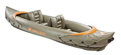 Sevylor Tahiti Hunt and Fish Kayak review Best Fishing Kayak Under 500 dollars