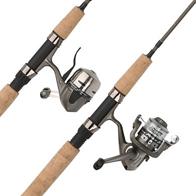 Shakespeare Micro Series Fishing Combo Best Ultralight Spinning Rod and Reel Combo