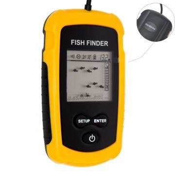 Venterior VT-FF001 Portable Fish Finder review