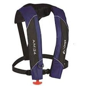 Absolute Outdoor Onyx M-24 Manual Inflatable Vest review
