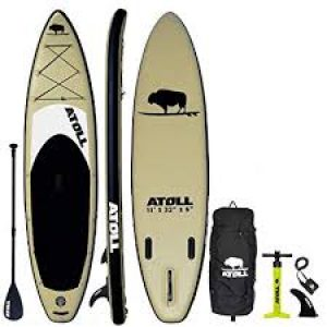 Atoll 11' Foot Inflatable SUP Board review