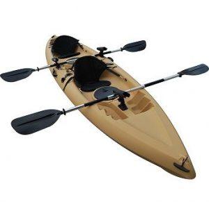 BKC UH-TK181 Tandem Fishing Kayak review
