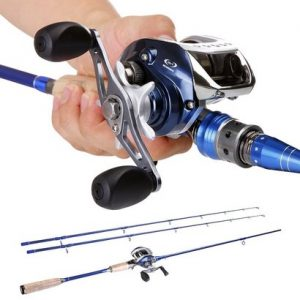 Sougayilang Fishing Baitcasting Combo review