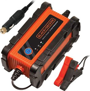 Black Decker BC2WBC Fully Automatic 2 Amp 12V Waterproof Battery Charger review