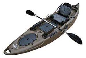 Brooklyn Kayak Company UH-RA220 Riptide Fishing Kayak review