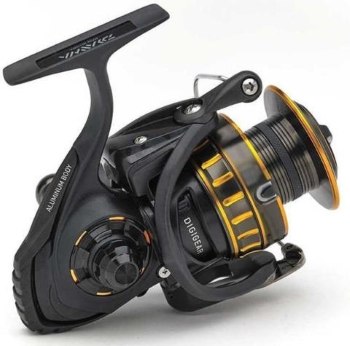 Daiwa BG 8000 Fishing Reel review