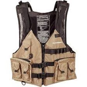 Extrasport Osprey Canoe/Kayak Rafting Fishing PFD review