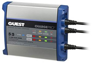 Guest Charge Pro On-Board Waterpfoof Batter Charger review