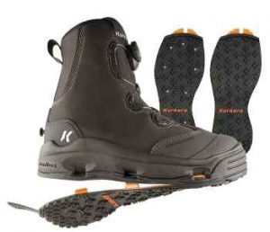 Korkers Devil's Canyon Wading Boot review