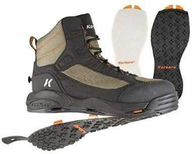 Korkers Greenback Wading Boot review