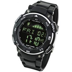 Lad Weather Fishing Outdoor Watch review