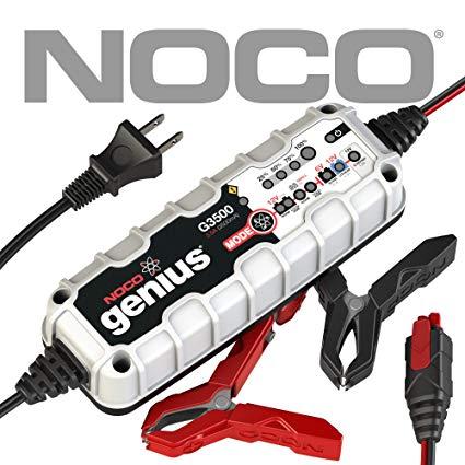 NOCO Genius G3500 6V/12V 3.5A Ultrasafe review