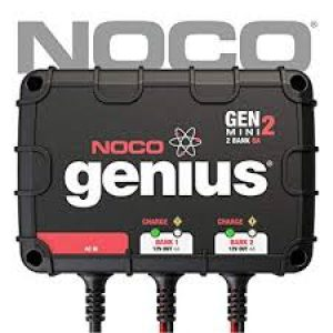 Noco Genius GENM2 8 Amp 2-Bank Smart On-Board Battery Charger review