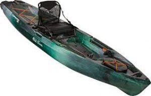 Old Town Topwater 120 Angler Fishing Kayak review