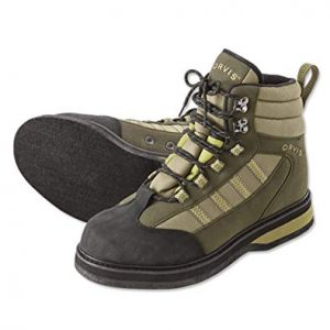 Orvis Encounter Wading Boots, Felt Only review