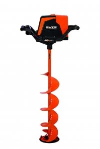 RAZR Lithium Ice Auger with Reverse, 40V 8 inch review