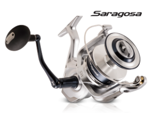Shimano Saragosa SW 25000 Fishing Reel review