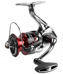 Shimano Stradic Ci4+ 4000 XG FB Spinning Fishing Reel review