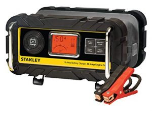 Stanely BC15BS Fully Automatic Bench Battery Charger review