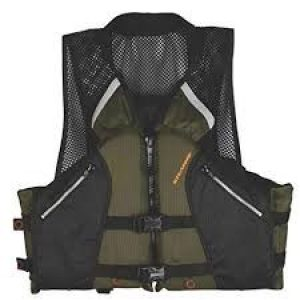 Stearns Comfort Series Collared Angler Vest review