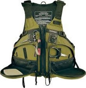 Stohlquist Fisherman Personal Floatation Device review