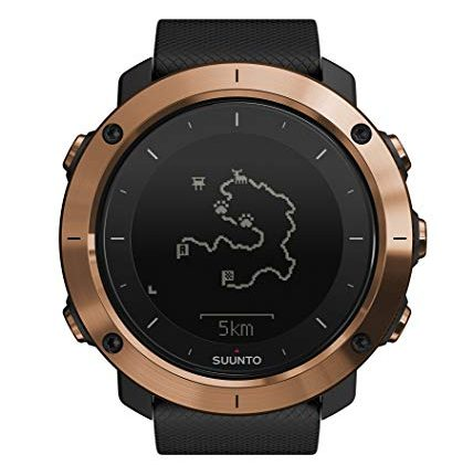 Suunto Traverse Alpha Best Fishing Watch review