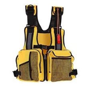 Vgeby Kayaking Fishing Life Jacket review