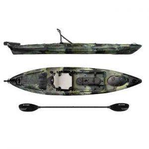 Vibe Kayaks Sea Ghost 130 review